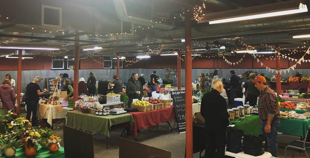 It's Goshen Winter Market season!