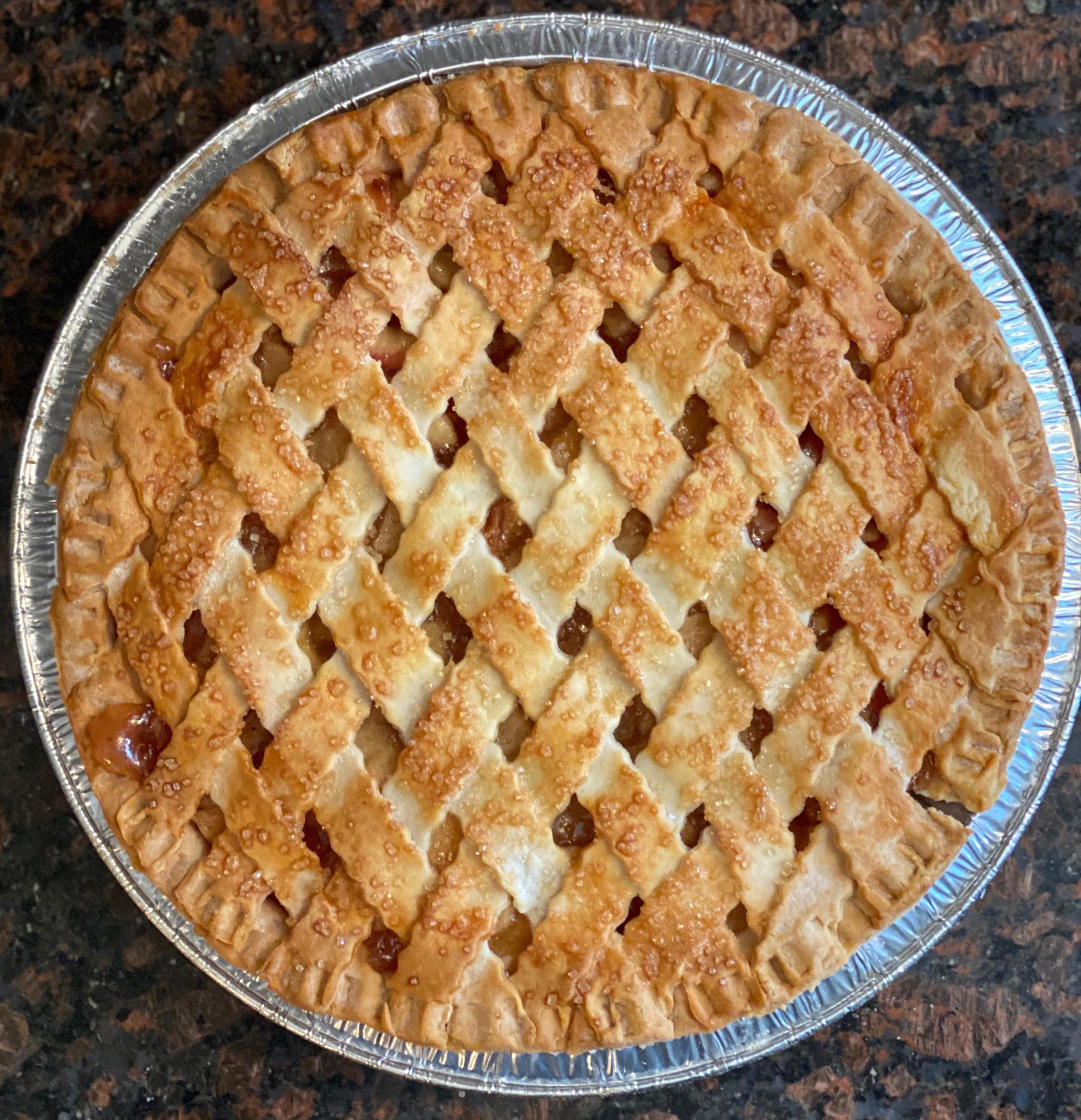 Basic Lattice Pie
