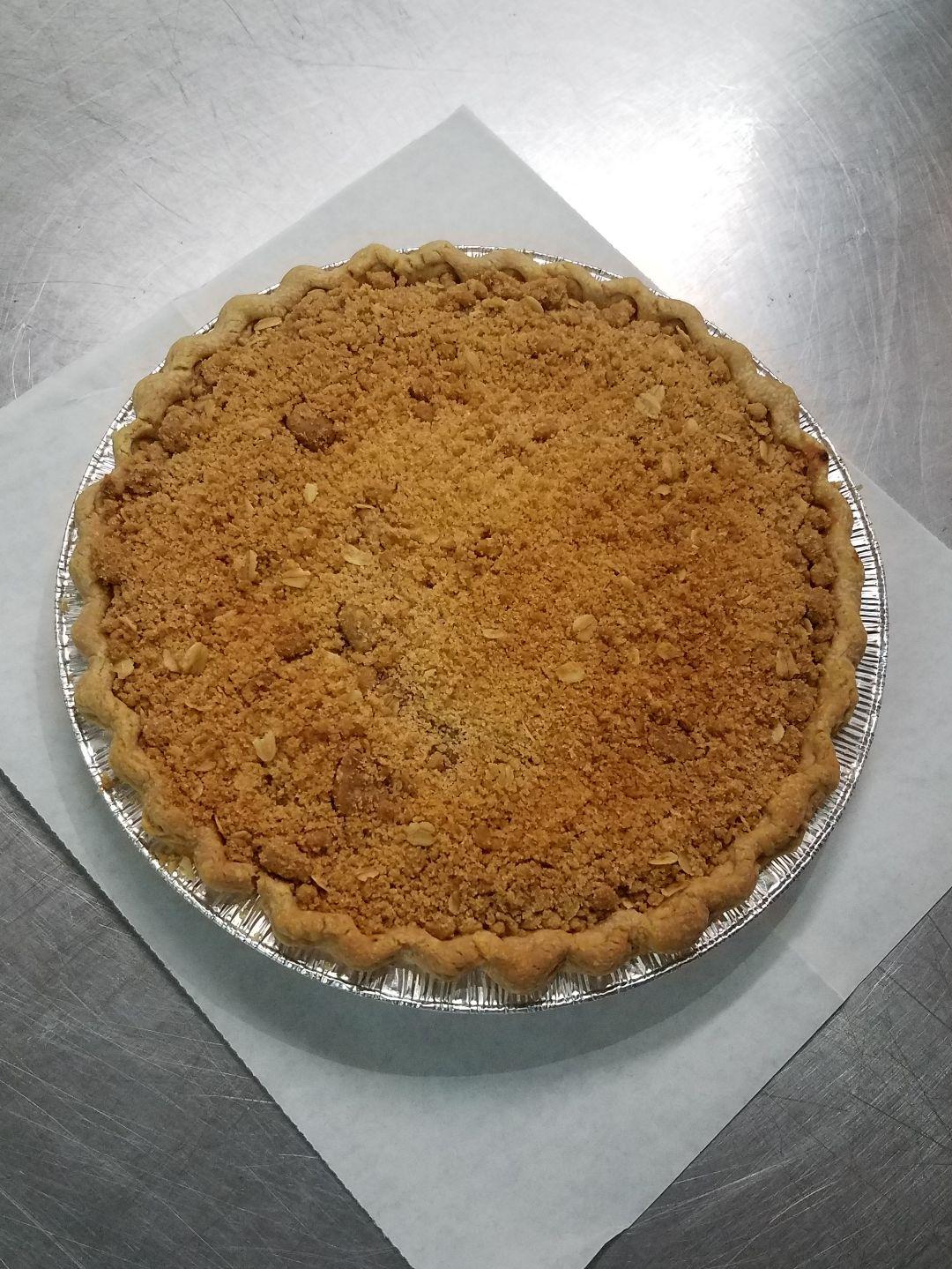 Mills Apple Farm Pie